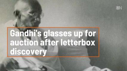 Gandhi's Auction