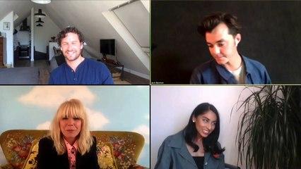 PENNYWORTH: Cast Drop Season Two Hints & Discuss R-Patz's The Batman