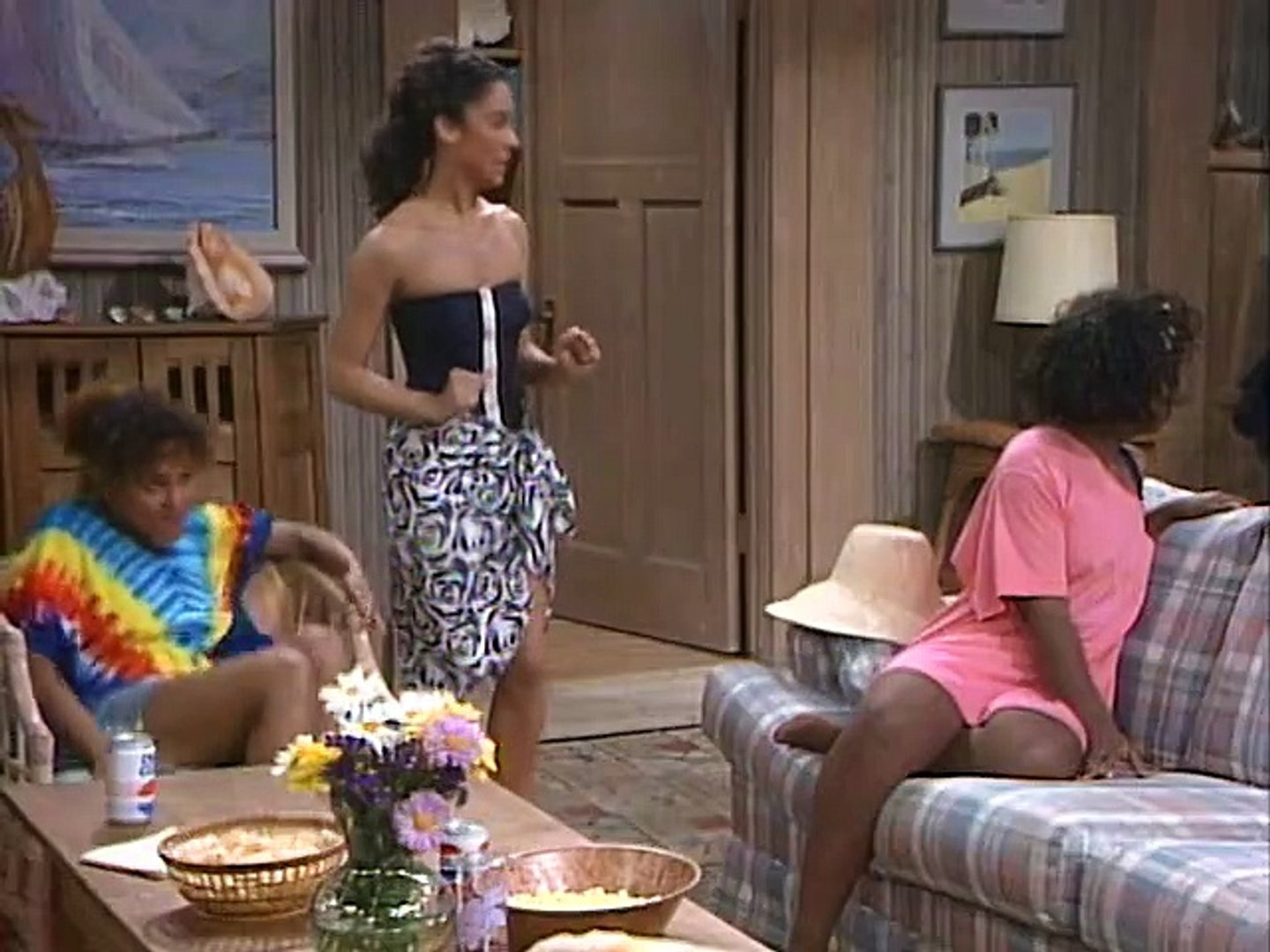 A Different World S03E24 Prt2
