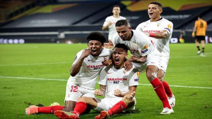 Sevilla và Shakhtar Donetsk vào bán kết Europa League | VTC