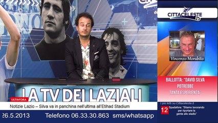 """Morabito a CITTACELESTE TV: """"Blindiamo Immobile e Inzaghi"""" - VIDEO"""