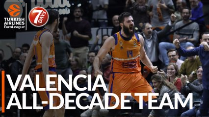Fans Choice All-Decade Team: Valencia Basket