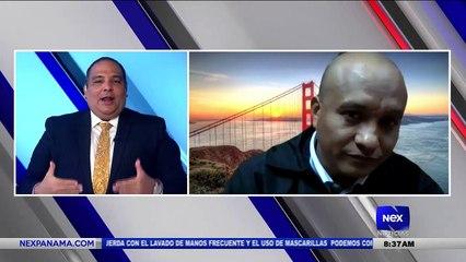 Entrevista a Prof. Iván Rogriguez - Secretario de AEVE  - Nex Noticias