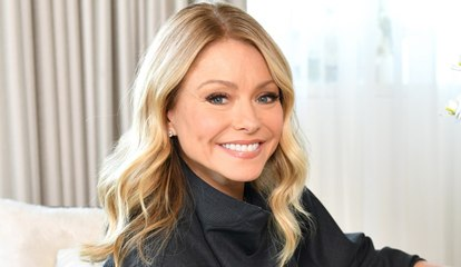 "Kelly Ripa Clapped Back at Comments on Her ""Lack of Personal Grooming"""