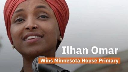 Ilhan Omar Takes Minnesota House