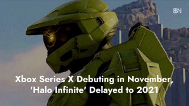Xbox Series X Coming In November
