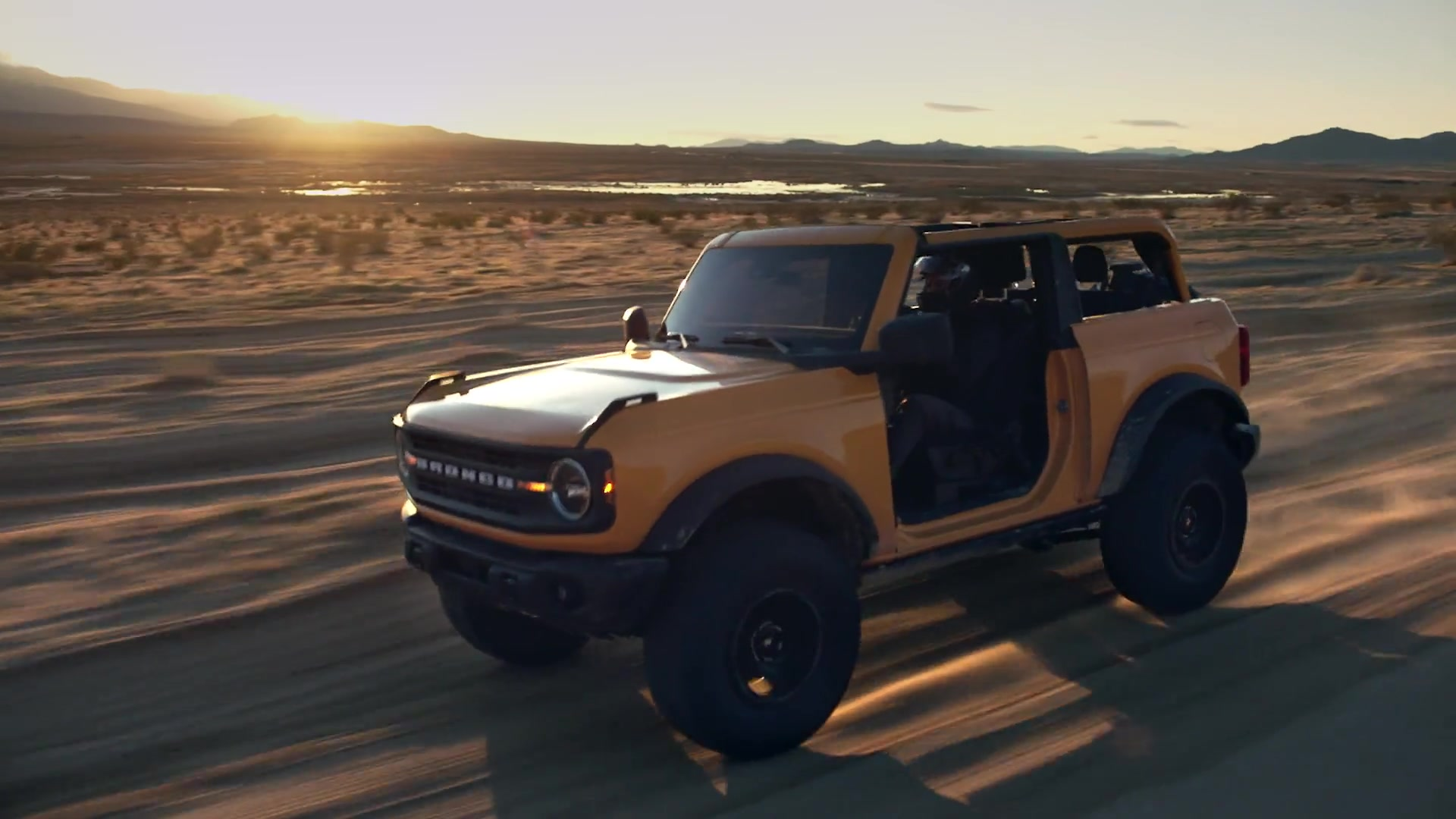 Moray Callum's 3D scanned First Gen Bronco Feature Video