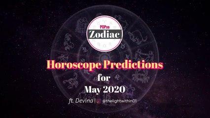 Horoscope Predictions For May 2020 Ft. Devina - POPxo Zodiac