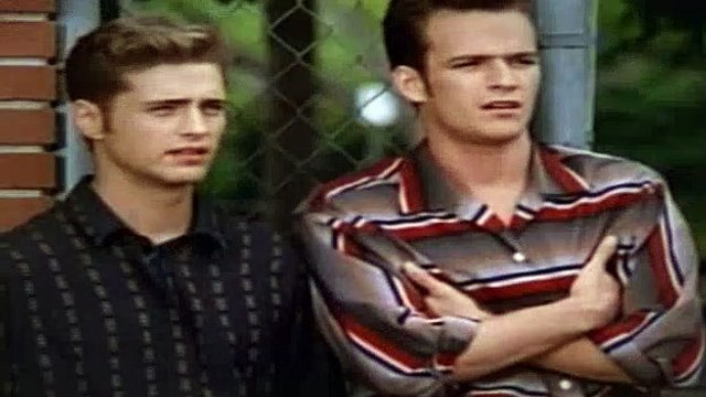 Beverly Hills BH90210 Season 2 Episode 11 Leading From The Heart