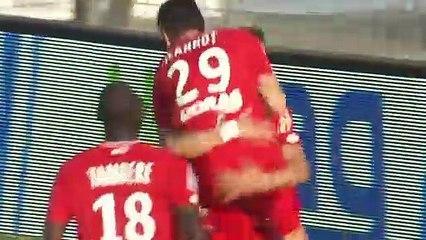 19/04/19 : DFCO-SRFC (3-2) : Nayef Aguerd (20')