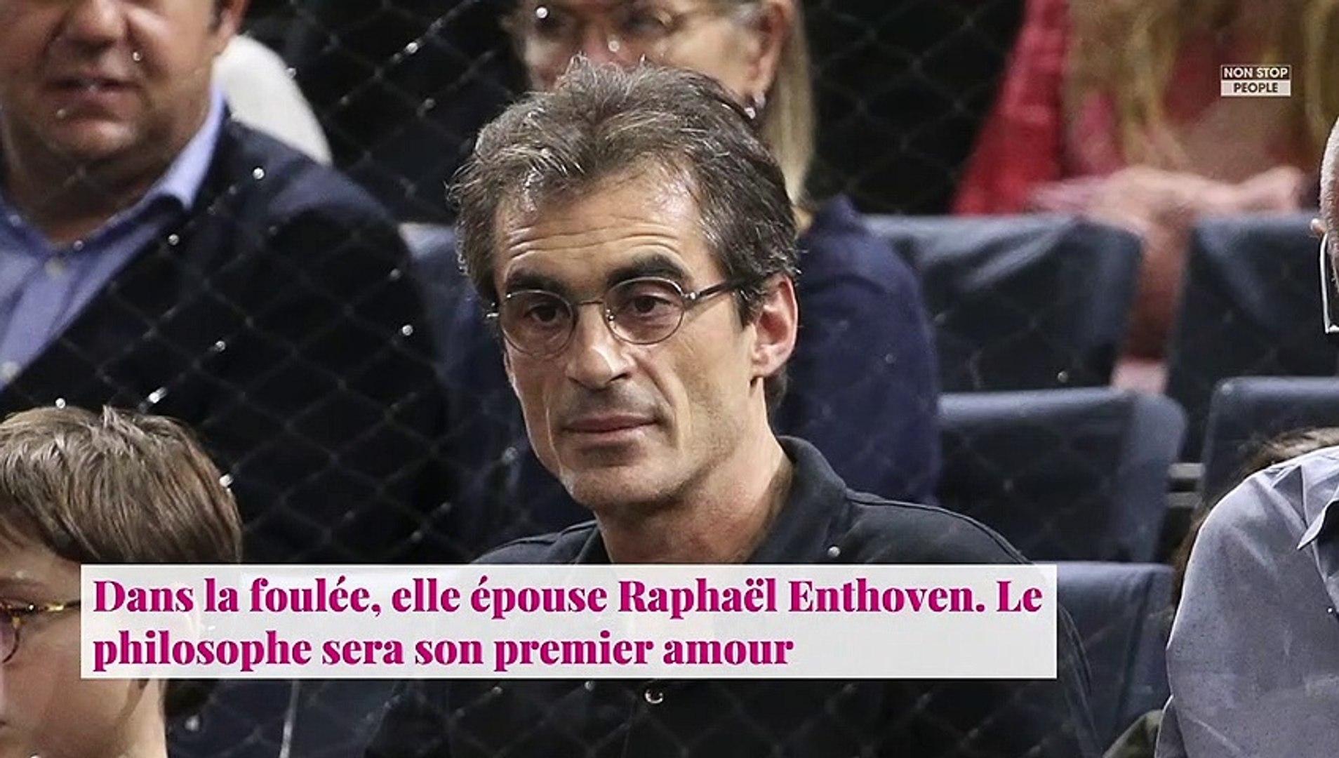 Raphael Enthoven L Ex De Carla Bruni Balance Sur Justine Levy Dans Son Livre Video Dailymotion