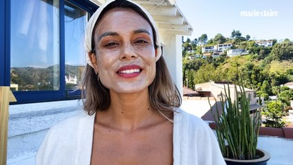Masked and Answered, Episode 33: Nathalie Kelley Shares Her Routine for Ethical Skincare