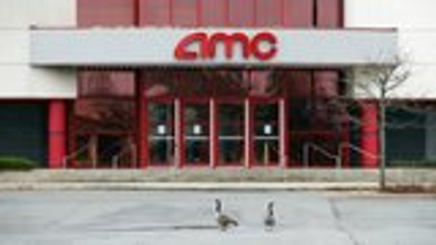 AMC Theatres to Reopen U.S. Screens With 15-Cent Movie Tickets | THR News