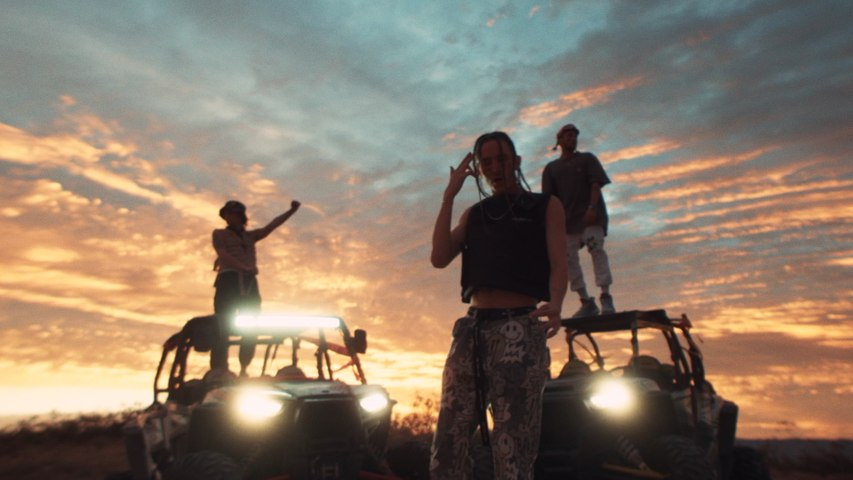 Chase Atlantic - OUT THE ROOF