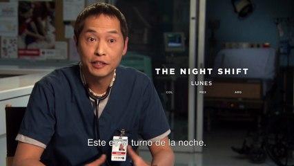 ¡Vienen casos interesantes! - The Night Shift por Sony
