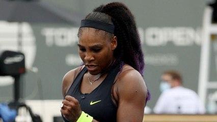 Serena ngược dòng trước Venus vào tứ kết Top Seed Open | VTC