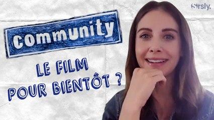 COMMUNITY : Alison Brie nous parle du film