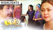 Andres decides to stay away from Sophia for a while | 100 Days To Heaven