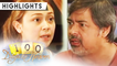 Sophia and Andres have a misunderstanding | 100 Days To Heaven