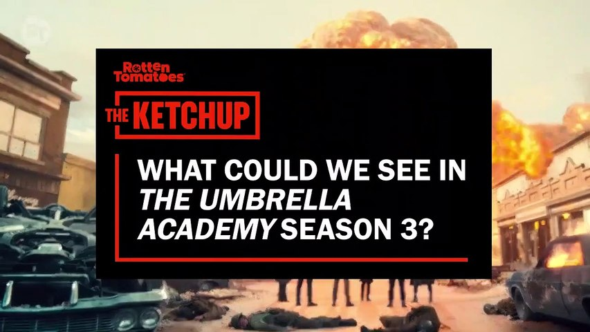 What We Could See in 'The Umbrella Academy' Season 3 Rotten Tomatoes TV