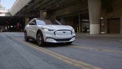 La Ford Mustang Mach-E - Une technologie de batteries pour des solutions de recharge sans entrave