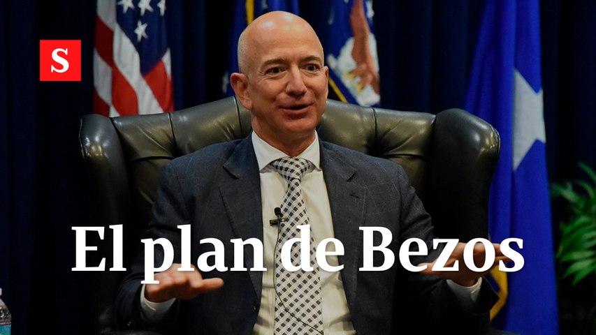 El plan maestro de Jeff Bezos: sacar a la humanidad de la tierra | Videos Semana