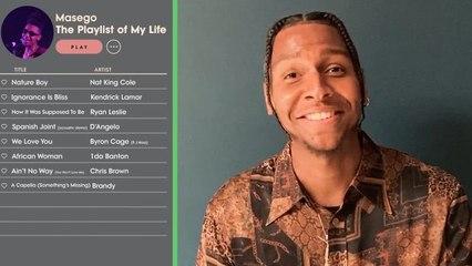 Masego Creates the Playlist of His Life