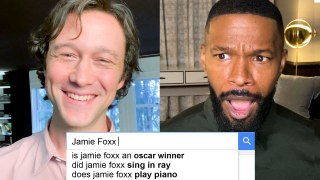 Jamie Foxx & Joseph Gordon-Levitt Answer the Web's Most Searched Questions