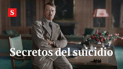 Hitler sí se suicidó: los últimos días según la carpeta secreta hallada en Argentina | Videos Semana