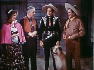 The Cisco Kid S1E17 Dog Story