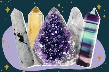 The Best Crystal to Help You Find Balance, Based On Your Zodiac Sign