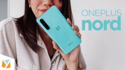 OnePlus Nord Unboxing and Hands-On