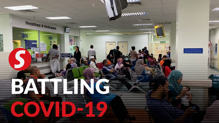 Covid-19: Foreign nationals with symptoms urged to undergo tests