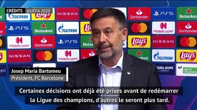 """Quarts - Bartomeu : """"Des décisions importantes seront prises"""""""