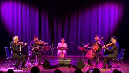 Anadolu Quartet & Burcu Yeşilbaş - Trabzon'dur Yolumuz