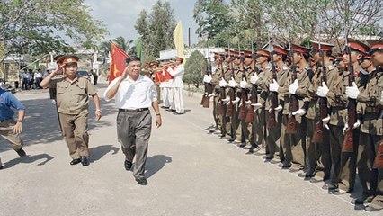 Dấu ấn Thượng tướng Lê Khả Phiêu trên chiến trường Campuchia    VTC