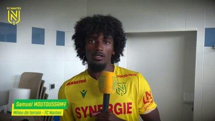 FC Nantes - Le Havre : la réaction des joueurs