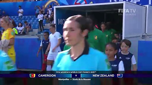 Cameroon v New Zealand – FIFA Women's World Cup France 2019™