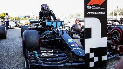 Lewis Hamilton giành Pole chặng F1 Tây Ban Nha