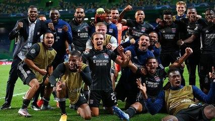 Lyon loại ''sốc'' Man City ở tứ kết UEFA Champions League