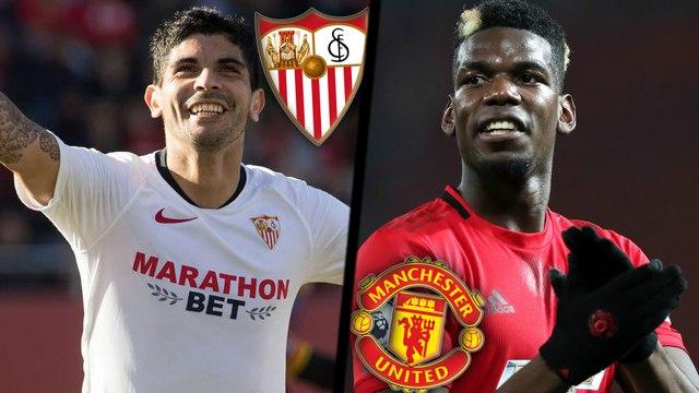 Séville FC - Manchester United : les compositions probables