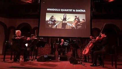 Anadolu Quartet & Deniz Mahir Kartal