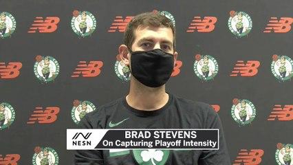 Brad Stevens On Stopping Joel Embiid; Celtics Series Vs. 76ers