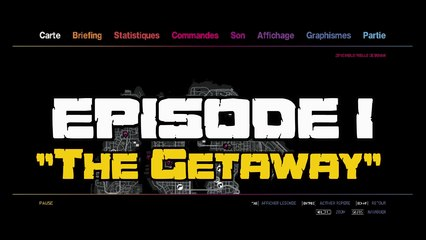 Aventures A Liberty City - Episode 1: The Getaway