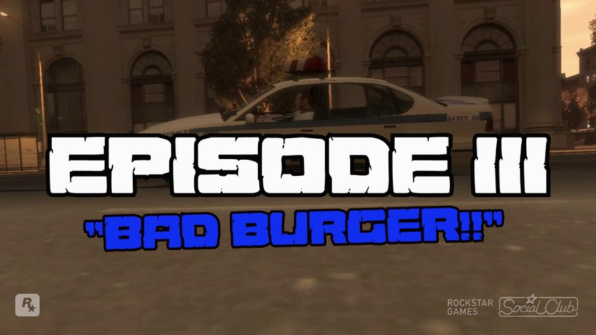 Aventures A Liberty City - Episode 3: Bad Burger!
