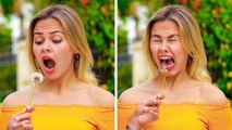 BEST FUNNY PRANKS TO PULL ON FRIENDS   Hilarious DIY Pranks by 123 GO
