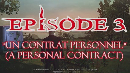 Hitman Chronicles - Episode 3: Un Contrat Personnel (A Personal Contract)