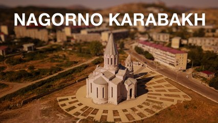 Neat Nagorno-Karabakh - Arthsakh