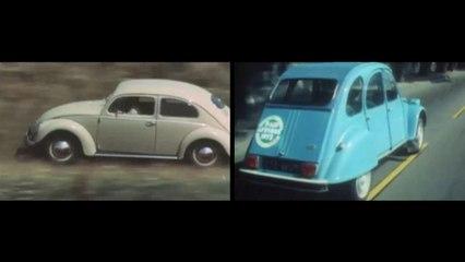 Beetle vs 2CV