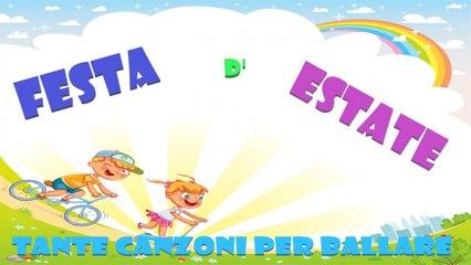 Giulia Parisi - Festa d'estate - tante canzoni per ballare #Canzonibambini e Musica per bambini